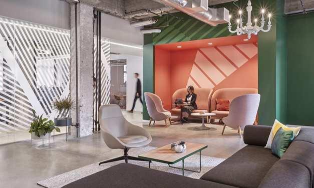 LiveRamp refina su lugar de trabajo con un proyecto de O+A