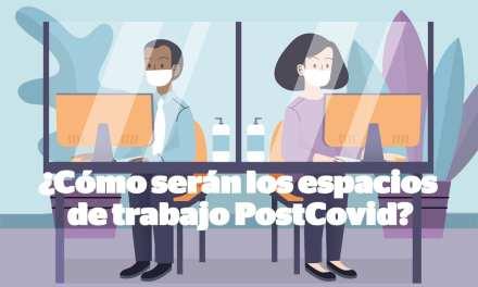 LOS ESPACIOS DE TRABAJO EN LA ERA POSTCOVID