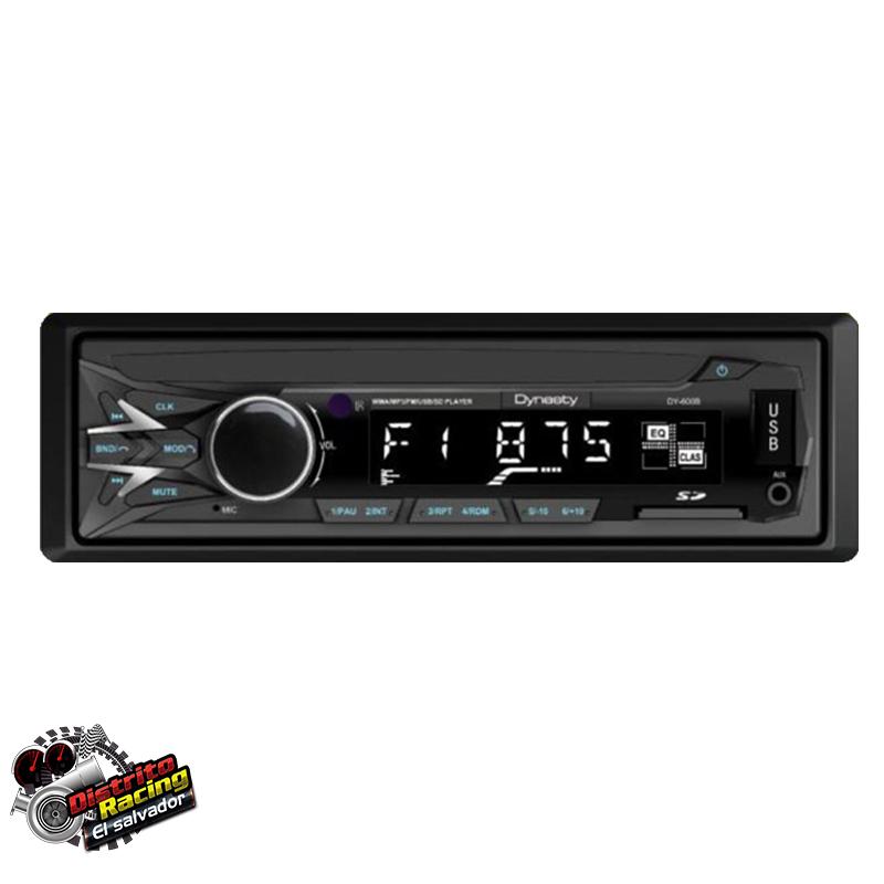 Media Player Bluetooth - Radio DYNASTY - DY-600B