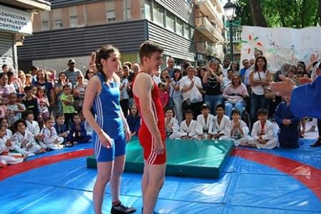 Judo aire libre 047