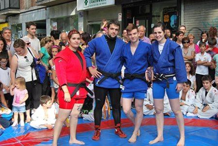 Judo aire libre 246