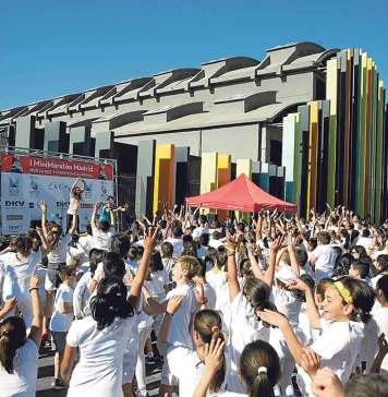 Maratón por la Paz