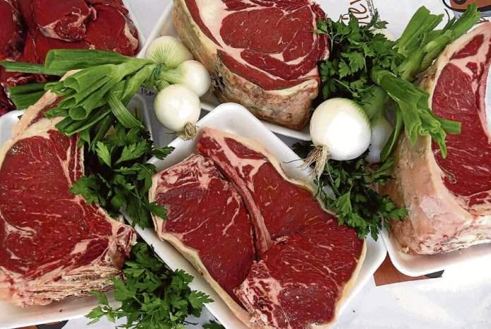 Beneficios de las carnes rojas