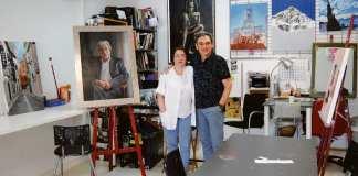 Juan Carlos Méndez, pintor