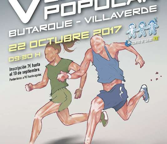 V Carrera Popular de Butarque 2017