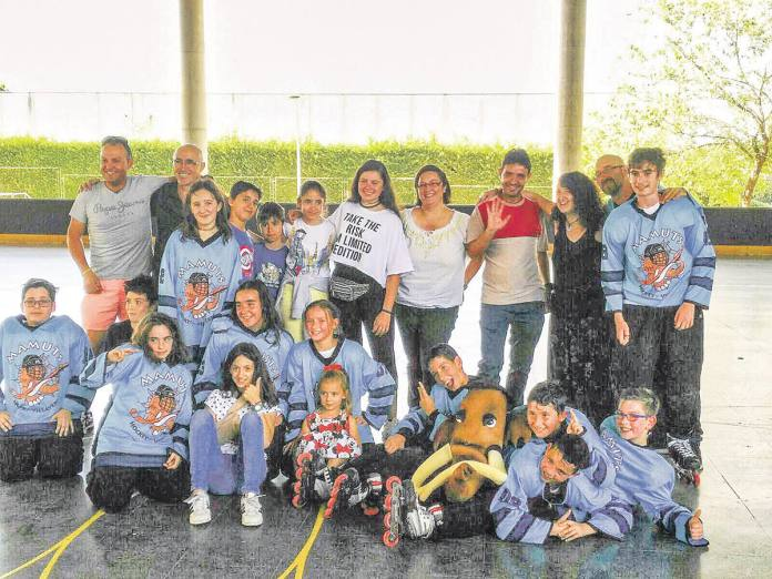Club Hockey Mamuts de Villaverde