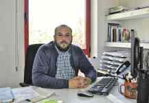 Guillermo Zapata, concejal del distrito de Villaverde