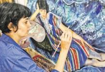 Exposición de Raquel González Bazaga en Santa Petronila