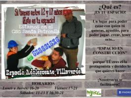 Ya está abierto el nuevo espacio para jóvenes en Villaverde