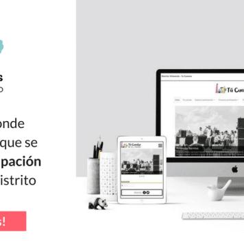 Web Tú Cuentas Villaverde