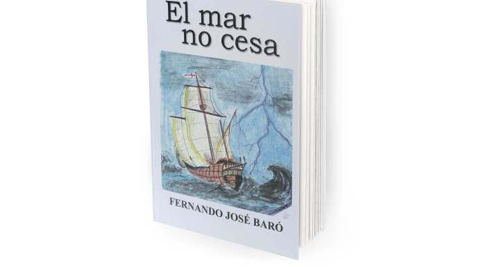 El mar que no cesa, de Fernando José Baró
