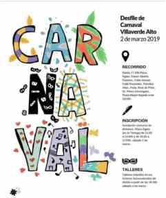 Carnaval Villaverde Alto 2019
