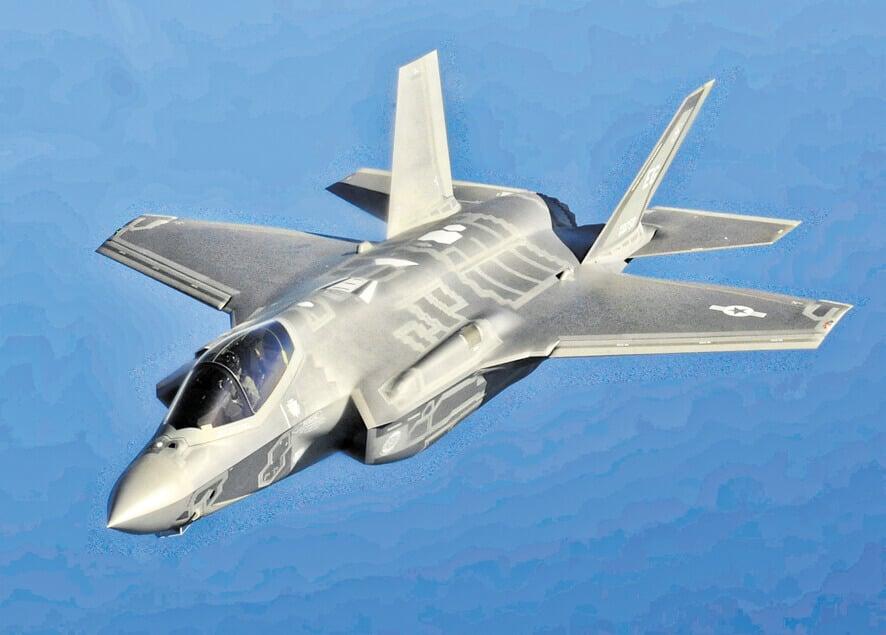 F-35. Historias increíbles - Periódico Distrito Villaverde