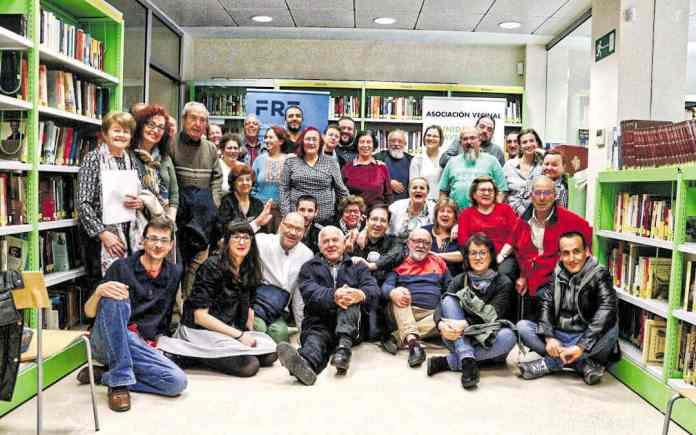 Sala de lectura León Felipe en Villaverde Bajo