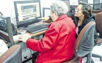 Tecnología y personas mayores