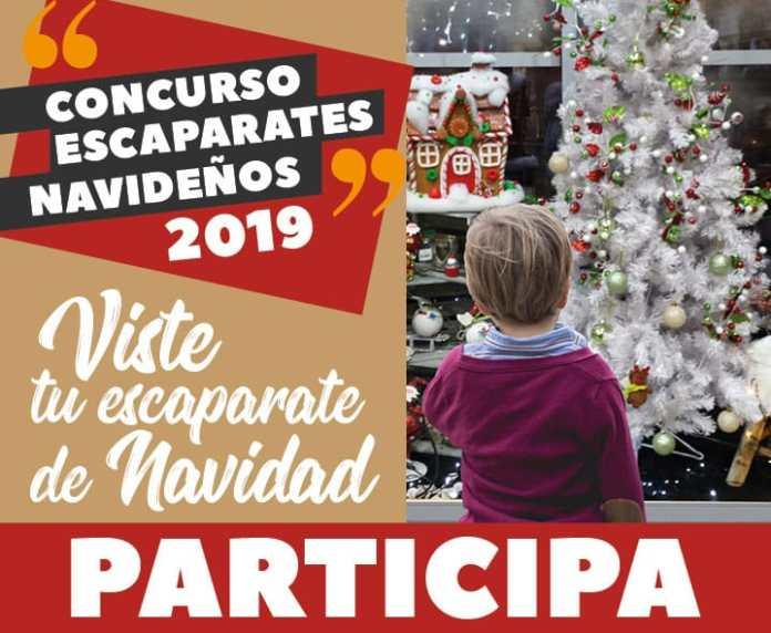 CONCURSO ESCAPARATE NAVIDEÑO 2019