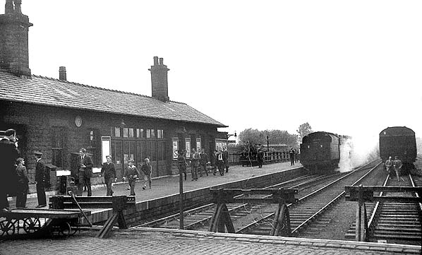 Disused Stations Horwich Station