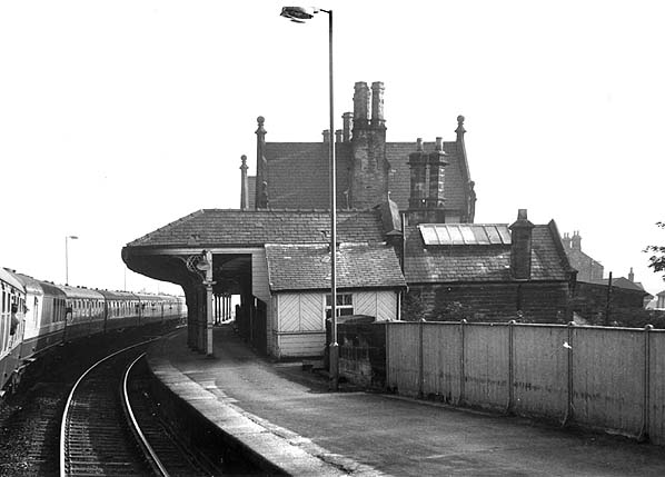 Disused StationsMorpeth Station Blyth  Tyne