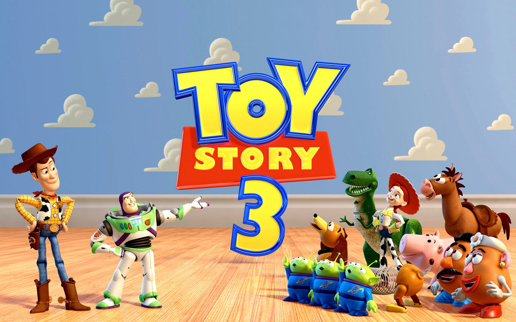 Toy Story 3 Easter Eggs  DisZine