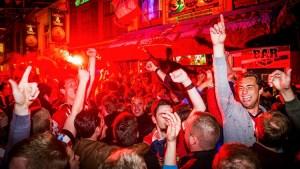 PSV kampioenschap sfeerimpressie Stratumseind
