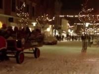Juletræstænding – Sorø – 2010 (video)
