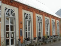 Café Tre Konger i Østergade