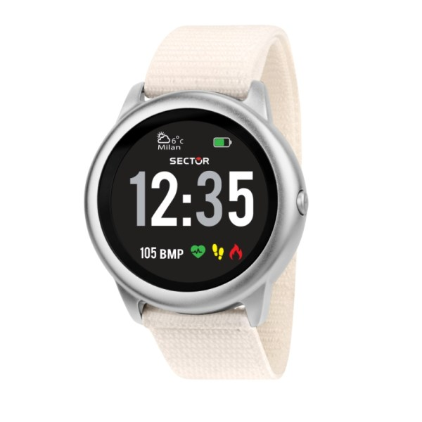 SMARTWATCH SECTOR S-01 R3251545502