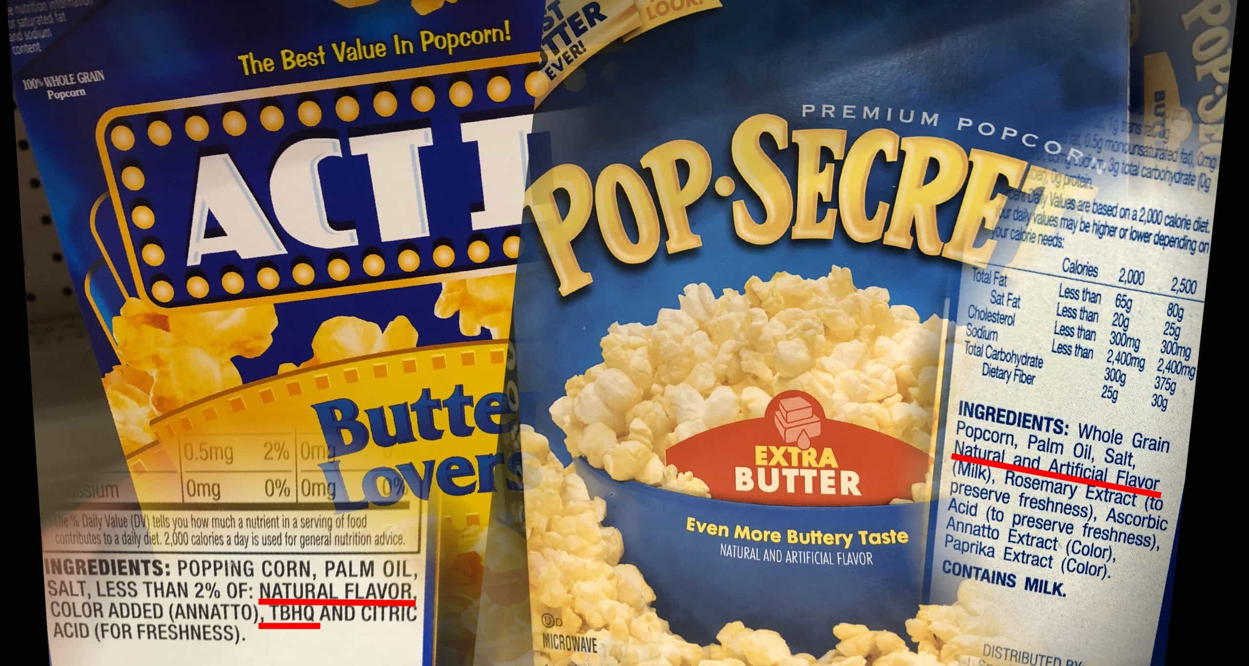 4 microwave popcorn risks you need to