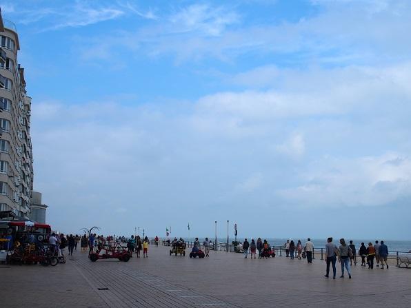Oostende boulevard