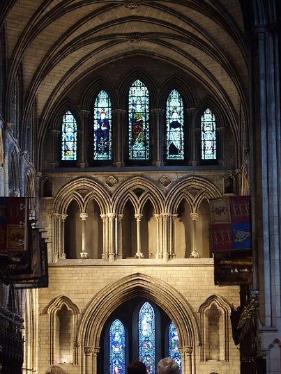 Cathedral Dublin Evensong