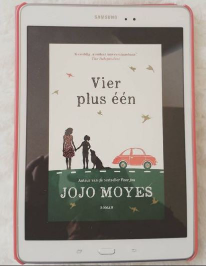Jojo Moyes Vier plus één