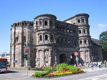 Trier, een stad die ik zeker aan wil doen tijdens een cabriorit naar het Moezeldal!