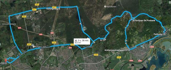 fietsroute-posbank