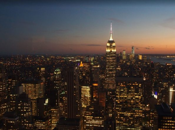 Top of Rock New York