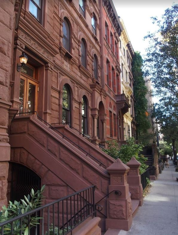 Ik vond Upper West Side zo'n fijne wijk om rond te lopen!