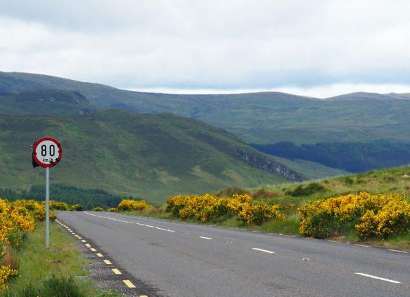 Glenveagh R251 Ierland Donegal