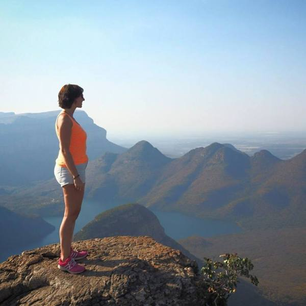 Panoramaroute augustus Zuid-Afrika