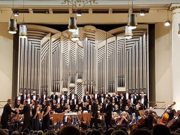 FIlharmonia oktober Krakau