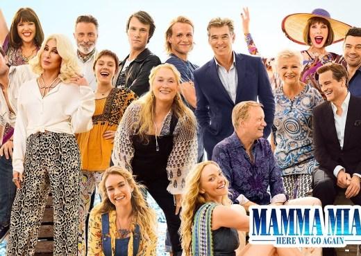 Mamma Mia zomer 2018