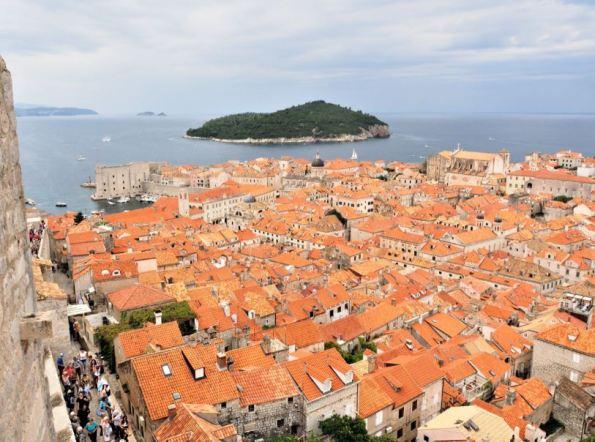 Dubrovnik herfst