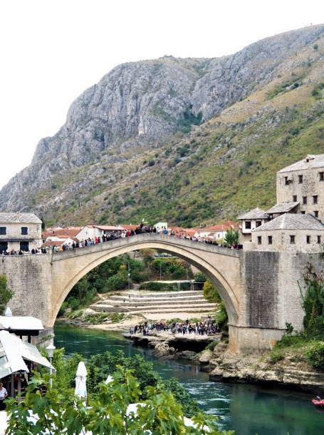 Mostar brug