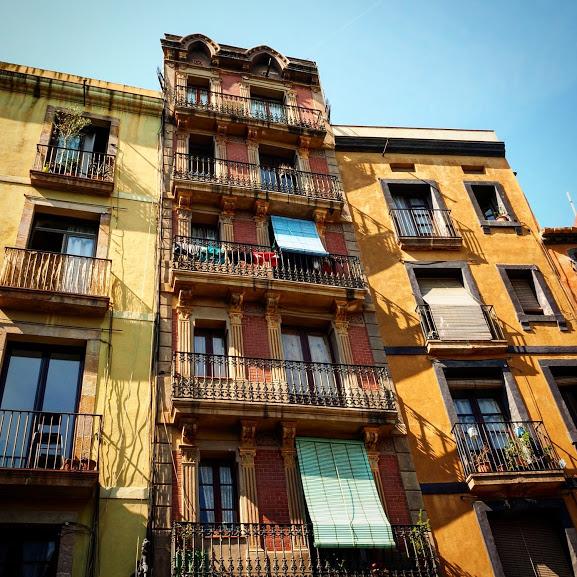 El Raval Barcelona hotspot