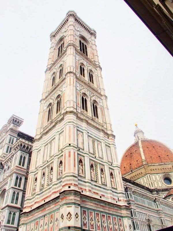 Campanile Dom Florence