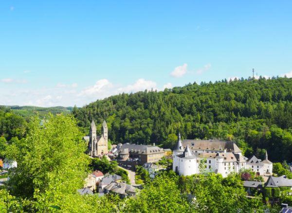 Clervaux Luxemburg