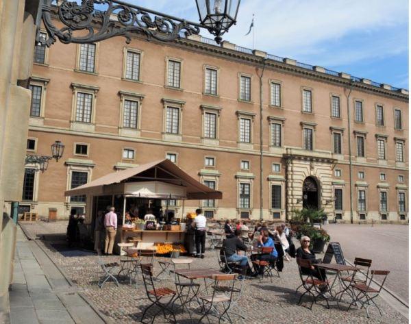 Stockholm hotspot