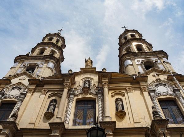Kerk San Telmo Argentinië