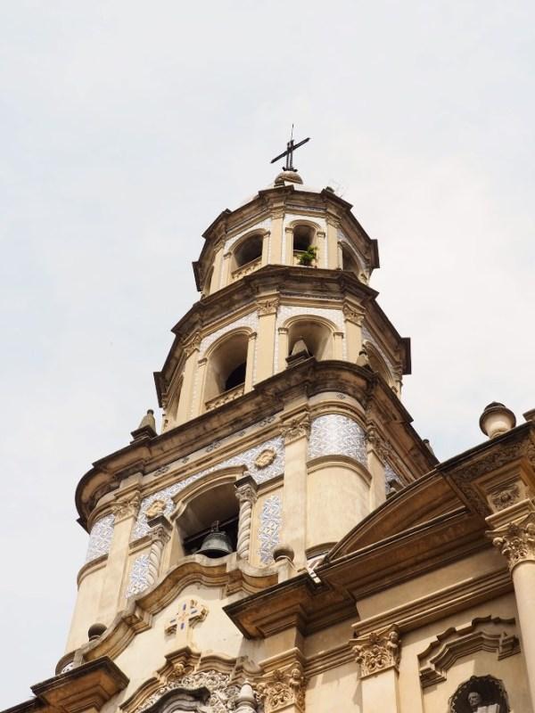 San Telmo kerk