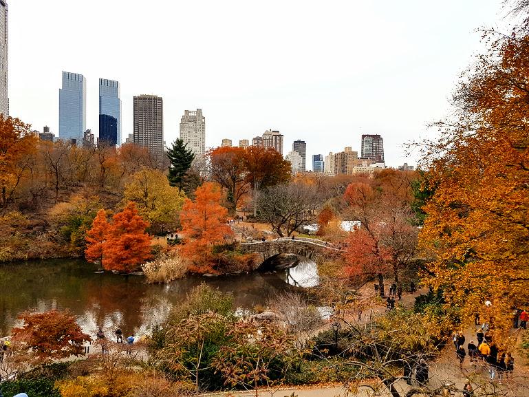 Central Park New York Netflix