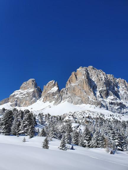 Skitour Sella Ronda