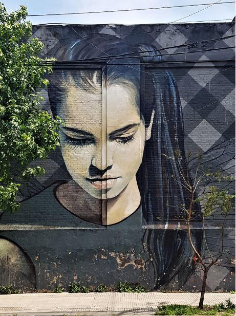 Streetart Buenos Aires